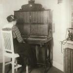 Telefonist 1880