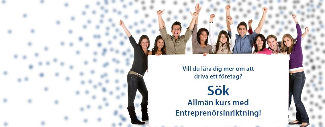 Allmän – Entreprenörskap