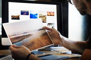 Grafisk design • Video • Webb